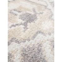 ecarpetgallery Royal Oushak Beige/ Grey Wool Rug