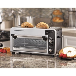 Hamilton Beach Toastation Toaster and Oven (Recertified/ Refurbished)
