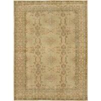ecarpetgallery Anatolian Sunwash Beige/ Yellow Wool Rug - 7'1 x 9'8
