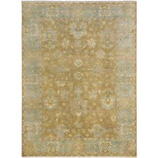 ecarpetgallery Royal Oushak Beige Wool Rug (8'11 x 12')