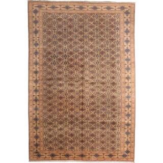 ecarpetgallery Keisari Vintage Beige Wool Rug (8'2 x 12')