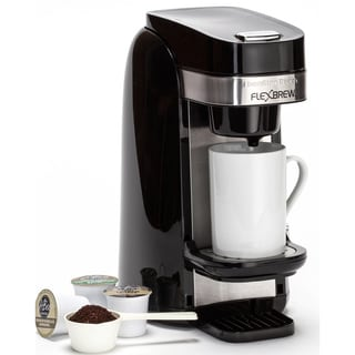 Recertified Hamilton Beach FlexBrew Plus Single-serve Coffee Maker