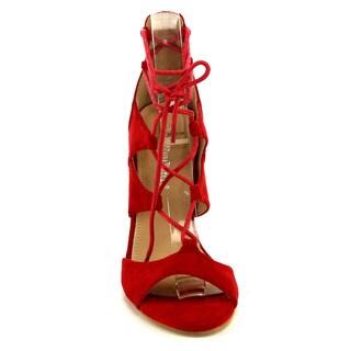 Beston EA92 Women's Stylish Lace Up Heels
