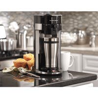 Recertificated Hamilton Beach FlexBrew Single-serve Coffeemaker