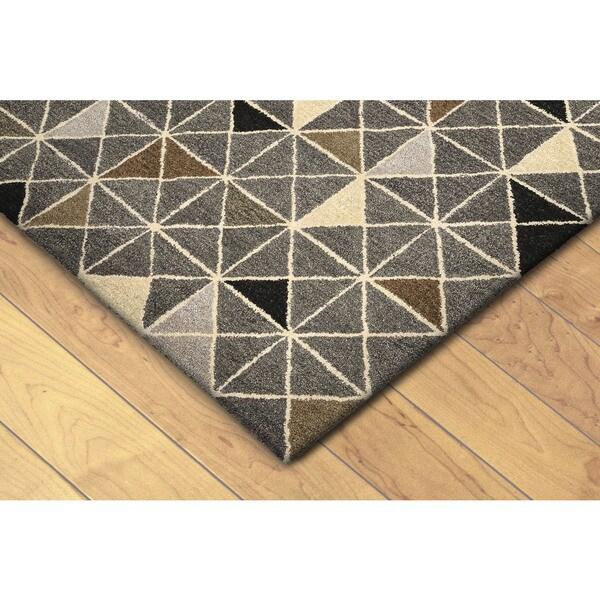 Liora Manne Geometric Indoor Rug (3'6 x 5'6)