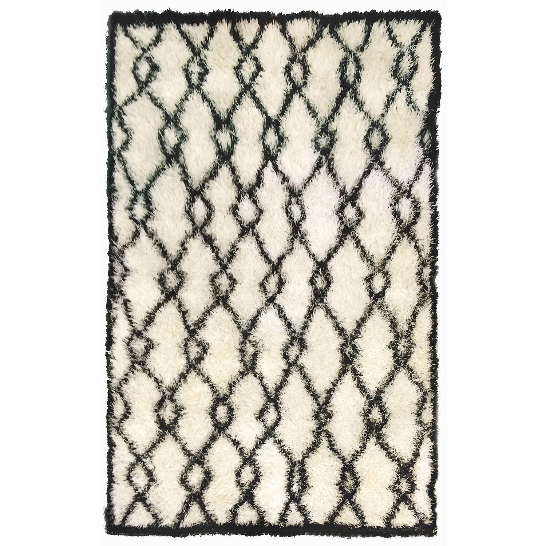 LIORA MANNE Decorative Shaggy Outdoor Rug (2' x 8') (Deco...