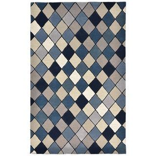 Liora Manne Argyle Indoor Rug (9' x 12')