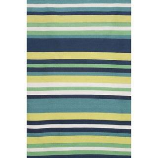 Liora Manne Loft Outdoor Rug (7'6 x 9'6) - 7'6 x 9'6
