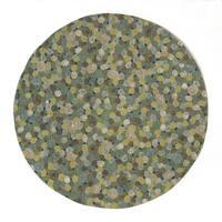 Liora Manne Big Spiral Outdoor Rug (8' x 8')