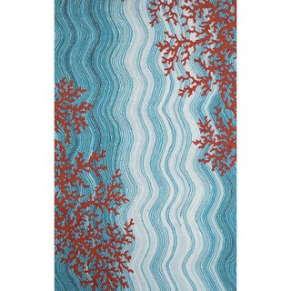 Island Reef Outdoor Rug (5' x 8')