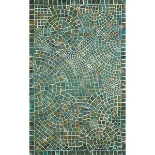 Deco Mosaic Outdoor Rug (5' x 8')