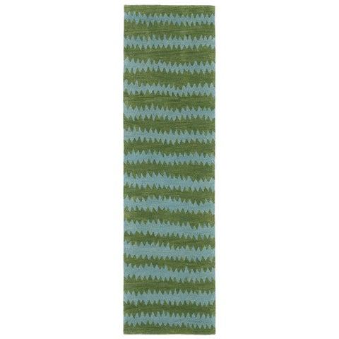 Liora Manne Jagged Stripe Indoor Rug (2'3 x 8)