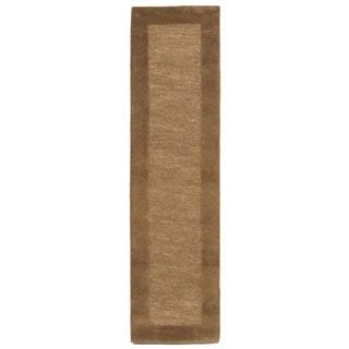 Liora Manne Solid Border Indoor Rug (2' x 8')