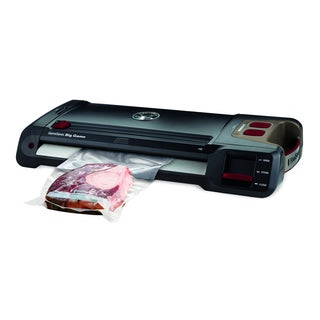 FoodSaver GameSaver Big Game Plus Vacuum Sealer Black