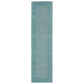 Liora Manne Solid Frame Indoor Rug (2' x 8')