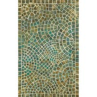 Deco Mosaic Outdoor Rug - 3'6 x 5'6