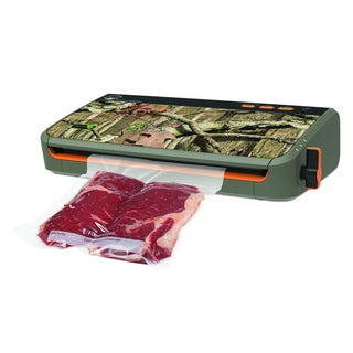 FoodSaver GameSaver Wingman Plus Vacuum Sealer Camo