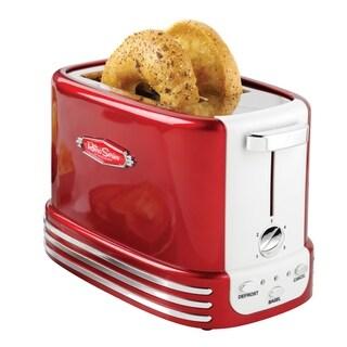 Nostalgia Retro Series '50s Style Red 2-sllice Toaster