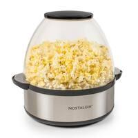 Nostalgia SP660SS 6-Quart Stainless Steel Stirring Speed Popcorn Popper