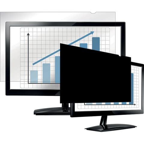 """Fellowes PrivaScreen Blackout Privacy Filter - 23.8"""" Wide"""
