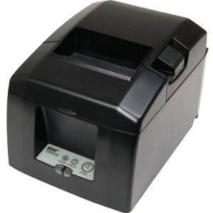 Star Micronics TSP654IIBI2-24 GRY US Direct Thermal Printer - Monochrome - Desktop - Receipt Print