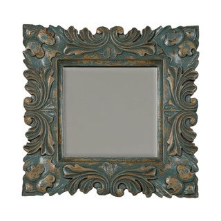 Guildmaster Square Baroque Mirror