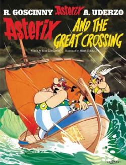 Asterix and the Great Crossing (Hardcover)