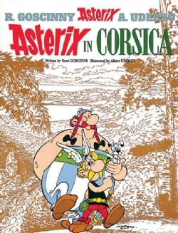 Asterix In Corsica (Hardcover)
