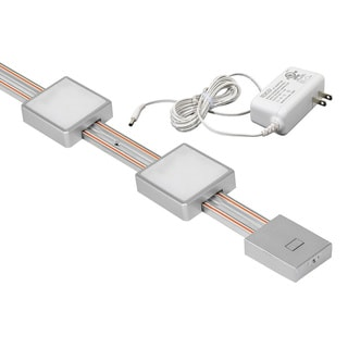 JESCO Radianz High Output Snap-On LED Modules Track System