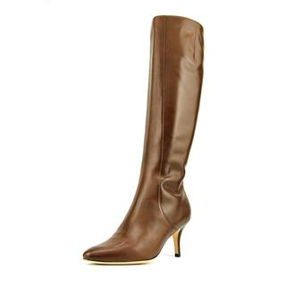 Cole Haan Women's 'Carlyle Dress.Boot' Leather Boots