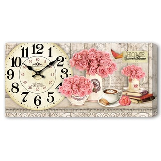 Vintage Inspired Kitchen Wall Clock