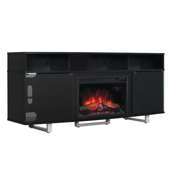Shop Enterprise Lite Contemporary Tv Stand For Tvs Up To