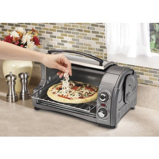 Recertified Hamilton Beach Easy Reach Toaster Oven