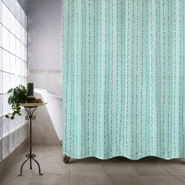 Park B. Smith Bubbles on a String Watershed Shower Curtain