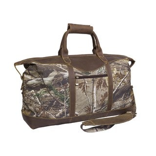 Canyon Outback Realtree 22-inch Water Resistant Carry-On Duffel Bag