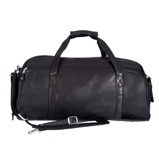 Canyon Outback Marble Canyon 23-inch Leather Sport Duffel Bag