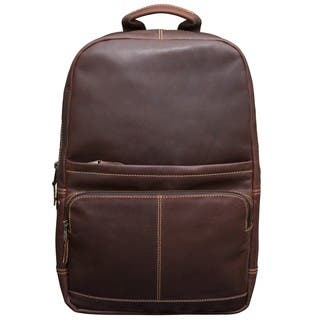 Canyon Outback Kannah Leather 17-inch Laptop Backpack|https://ak1.ostkcdn.com/images/products/11366793/P18337294.jpg?impolicy=medium