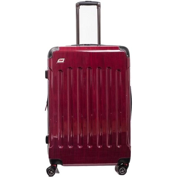 589b3e3c1 Andare Barcelona 28-inch Expandable Hardside Spinner Upright Suitcase