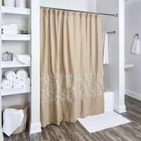 Stargazer Collection Shower Curtain by Rizzy Home