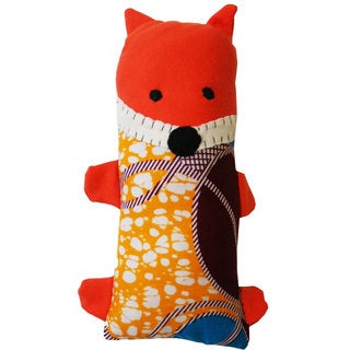 Handcrafted Little Friends Fox (Malawi)