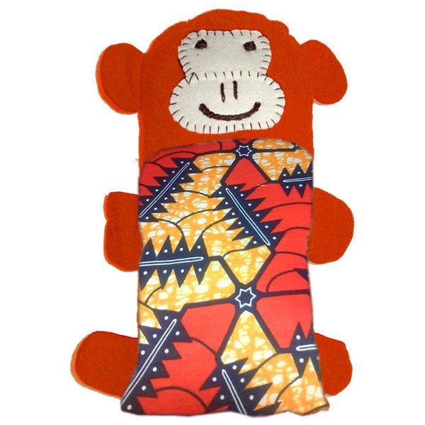 Handmade Little Friends Monkey (Malawi)