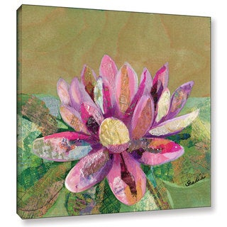 ArtWall 'Shadia Zayed's Lotus Series II - 2' Gallery Wrapped Canvas
