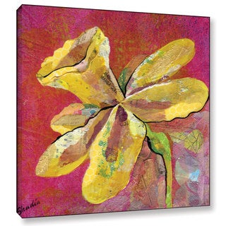 ArtWall 'Shadia Zayed's Early Spring II' Gallery Wrapped Canvas