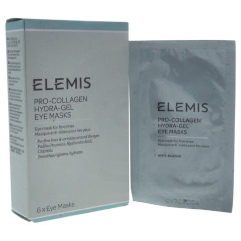 ELEMIS Pro-Collagen Hydra-Gel Eye Mask 6 Sachets