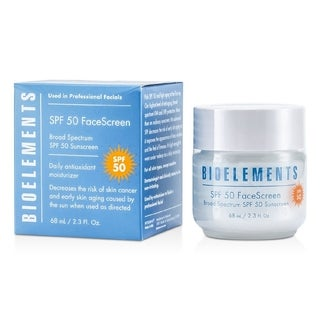Bioelements SPF 50 2.3-ounce Facescreen