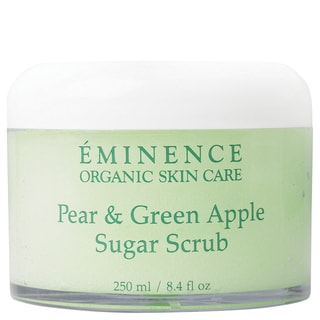 Eminence Pear and Green Apple 8.4-ounce Scrub