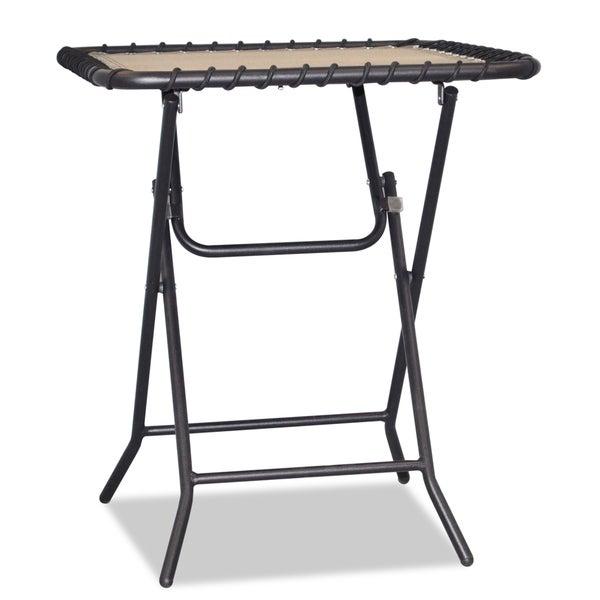 Textilene Beige Folding Table