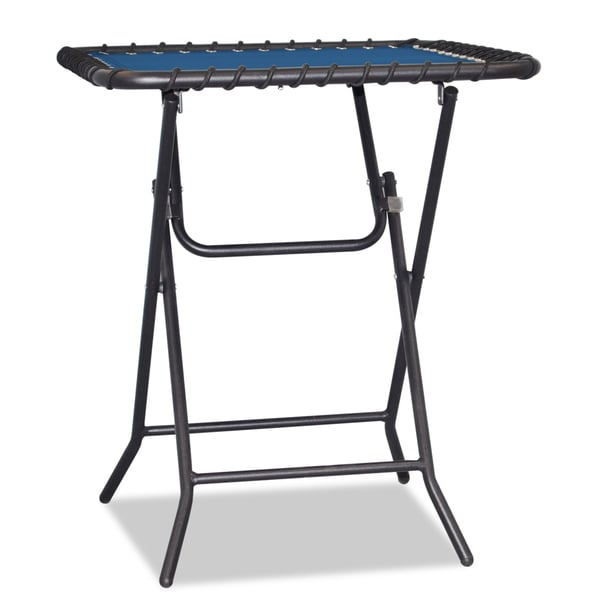 Textilene Blue Folding Table