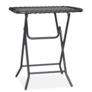 Textilene Black Folding Table