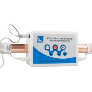 Hard Water Wonder Salt Free Conditioner Water Softener Descaler Treatment System